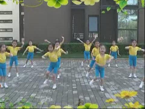 幼儿舞蹈视频大全-高清幼儿舞蹈视频-春晓幼儿舞蹈