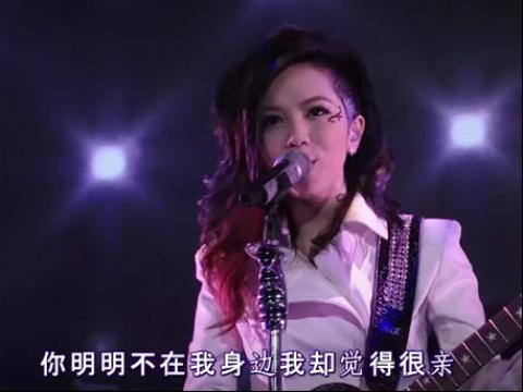 美女唱歌:邓紫棋 偶尔mv