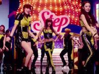 韩国性感美女组合kara最新热力舞曲