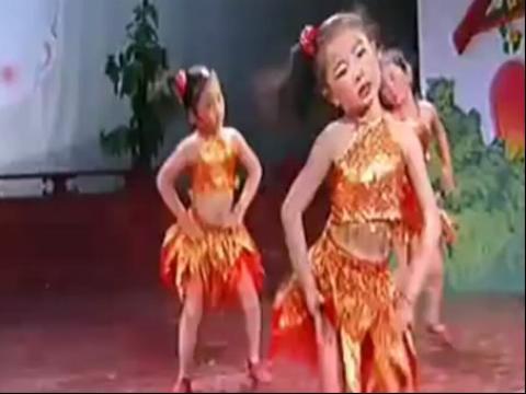 【儿童舞蹈教学视频大全】洗刷刷儿童舞蹈视频