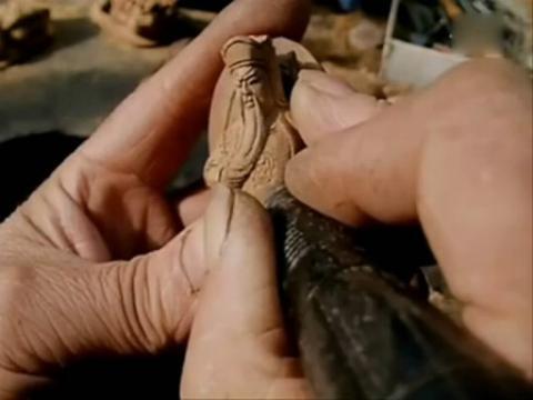 diy电动雕刻刀可以做木雕