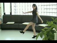 超清纯美女秀性感舞姿