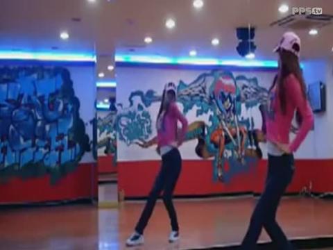 少女时代《oh》舞蹈教学视频