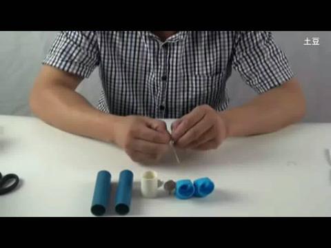 科普玩具科技小制作小发明科学玩教具科普培训器材