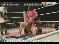 wwe女子撕衣摔角疯狂视频