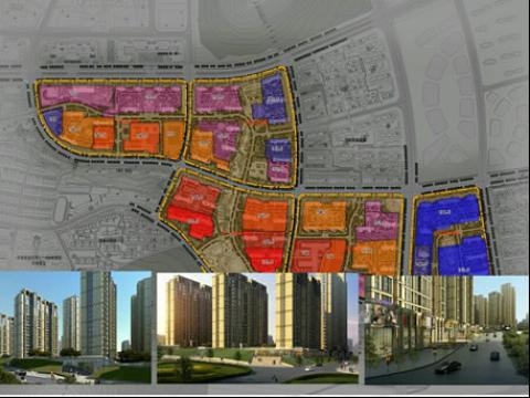 济南奥体东地块修建性详细规划及建筑单体设计[高清]
