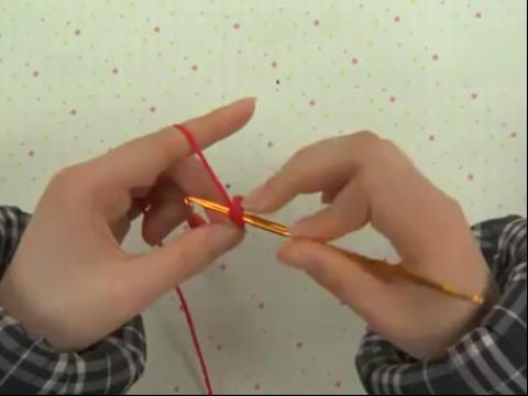 钩针毛线编织视频 钩针编织基础入门