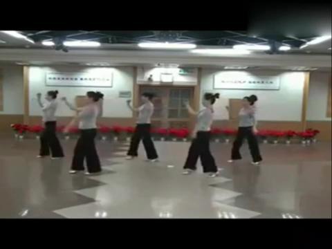 美久广场舞 都是为了爱舞蹈