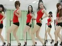 韩国爵士舞蹈教学视频 200