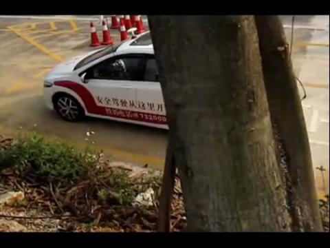[侧方位停车技巧视频]侧方位停车技巧图解视频