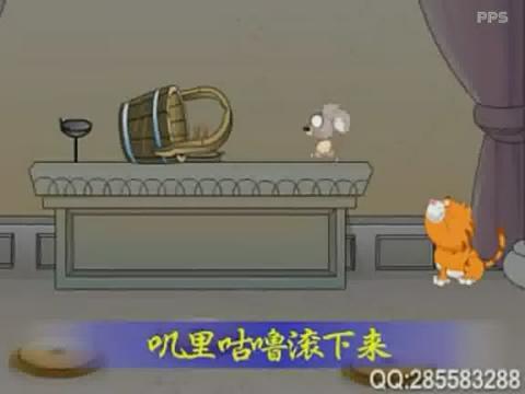 >小老鼠上灯台-儿歌