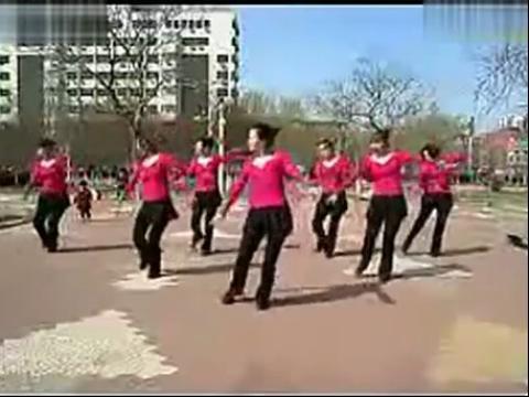 场舞最炫民族风_茉莉广场舞最炫民族风舞蹈教学20130909_高清在线观看_百度视频