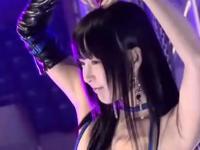韩国美女主播包臀裙热舞