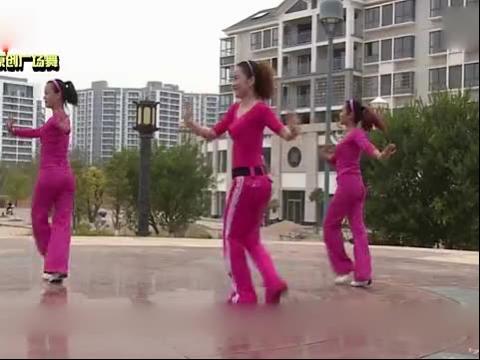 瑞金丽萍广场舞2013最新健身操青春美少女队含正