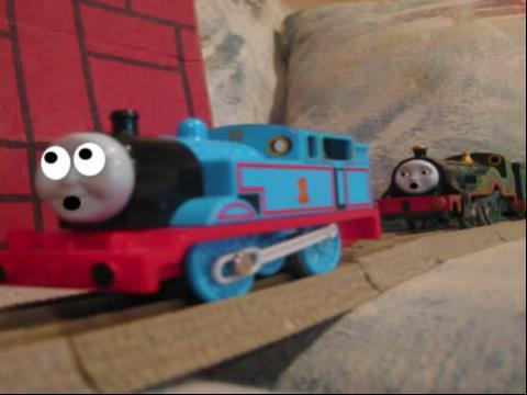 托马斯小火车表情分享展示