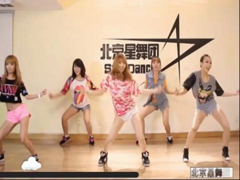 爵士舞入门 舞蹈教学视频