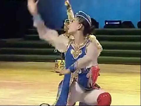 儿童舞蹈视频