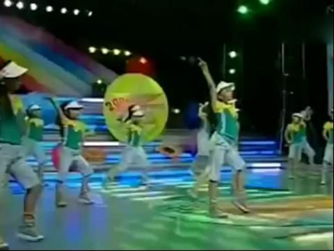 幼儿舞蹈比赛视频《快乐崇拜》舞蹈视频