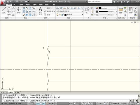 autocad实例教程 cad机械设计绘图教学(螺栓的设计)