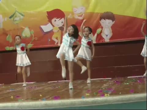 儿童节日舞蹈--儿童舞蹈