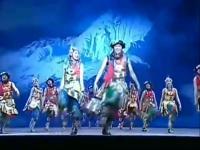 女》集体舞1挤奶舞
