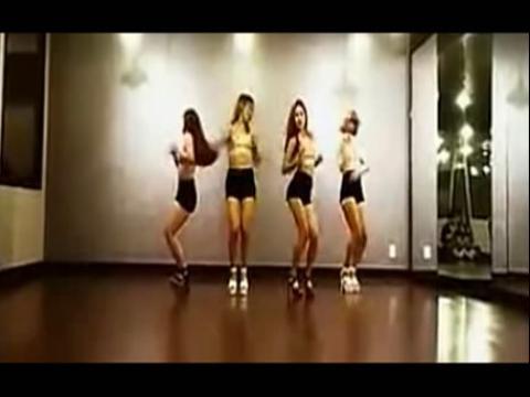 韩国舞蹈教学视频爵士舞