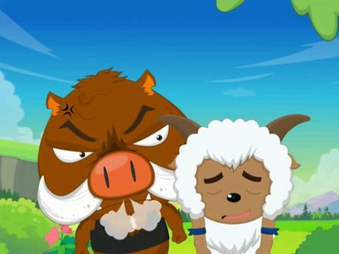 懒羊羊当大厨46 高清