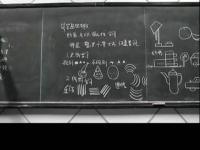 高中美术老师简笔画教师招