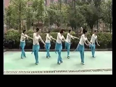 评礼吧-周思萍广场舞 广场舞教学-雕花的马鞍