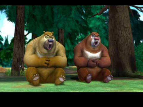 光头强动画片全集[2]熊大熊二光头强动画片图片