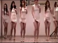 韩国美女舞团性感热舞