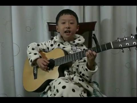 乡间的小路吉他谱