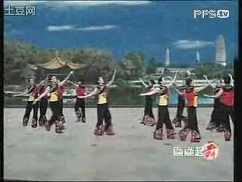 民族舞 月亮女儿 民族舞蹈视频