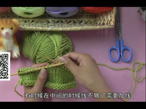 织毛衣 编织人生