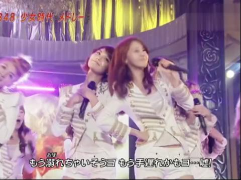akb48 少女时代终极pk