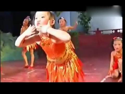 嘻唰唰--幼儿舞蹈视频