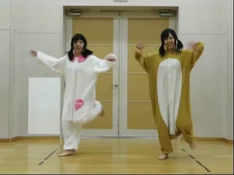 姐妹花美女劲爆热舞视频