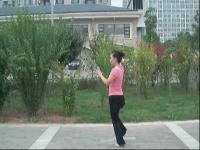 美久广场舞 印度美女背面