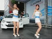 美女街拍写真热舞 女性