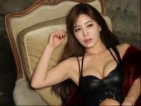 韩国杂志《maxim》封面女郎性感娇娃gangyebin