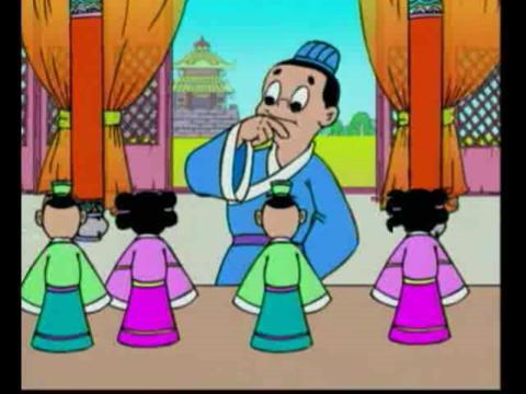 儿童成语故事动画片视频
