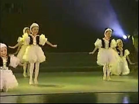 儿童舞蹈教学