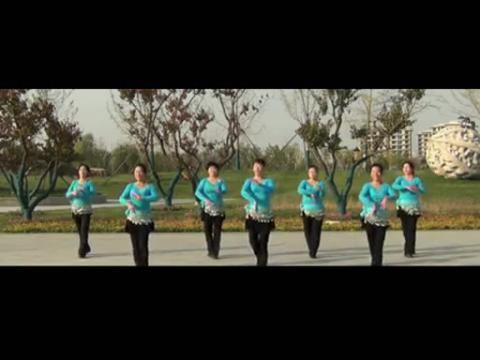 广场舞印度美女 北京加州最新广场舞2013大全