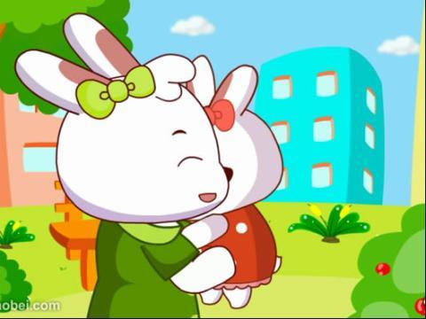 兔小贝儿歌-180-亲爱的谢谢你
