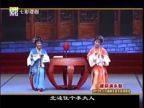 越剧【王老虎抢亲 寄闺】金静