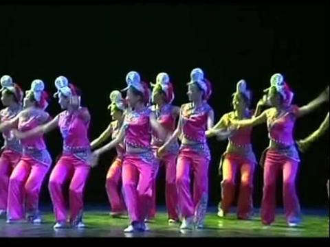 少儿舞蹈 校园舞蹈 民族舞蹈