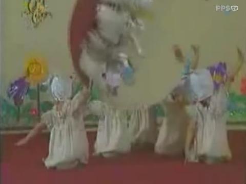 儿童舞蹈视频 小免子乖乖