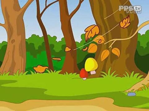 儿童睡前故事 蚂蚁和蝈蝈