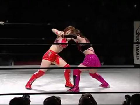 日本女子摔跤006
