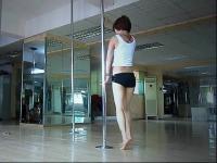 钢管舞培训 性感热舞 美女舞蹈视频
